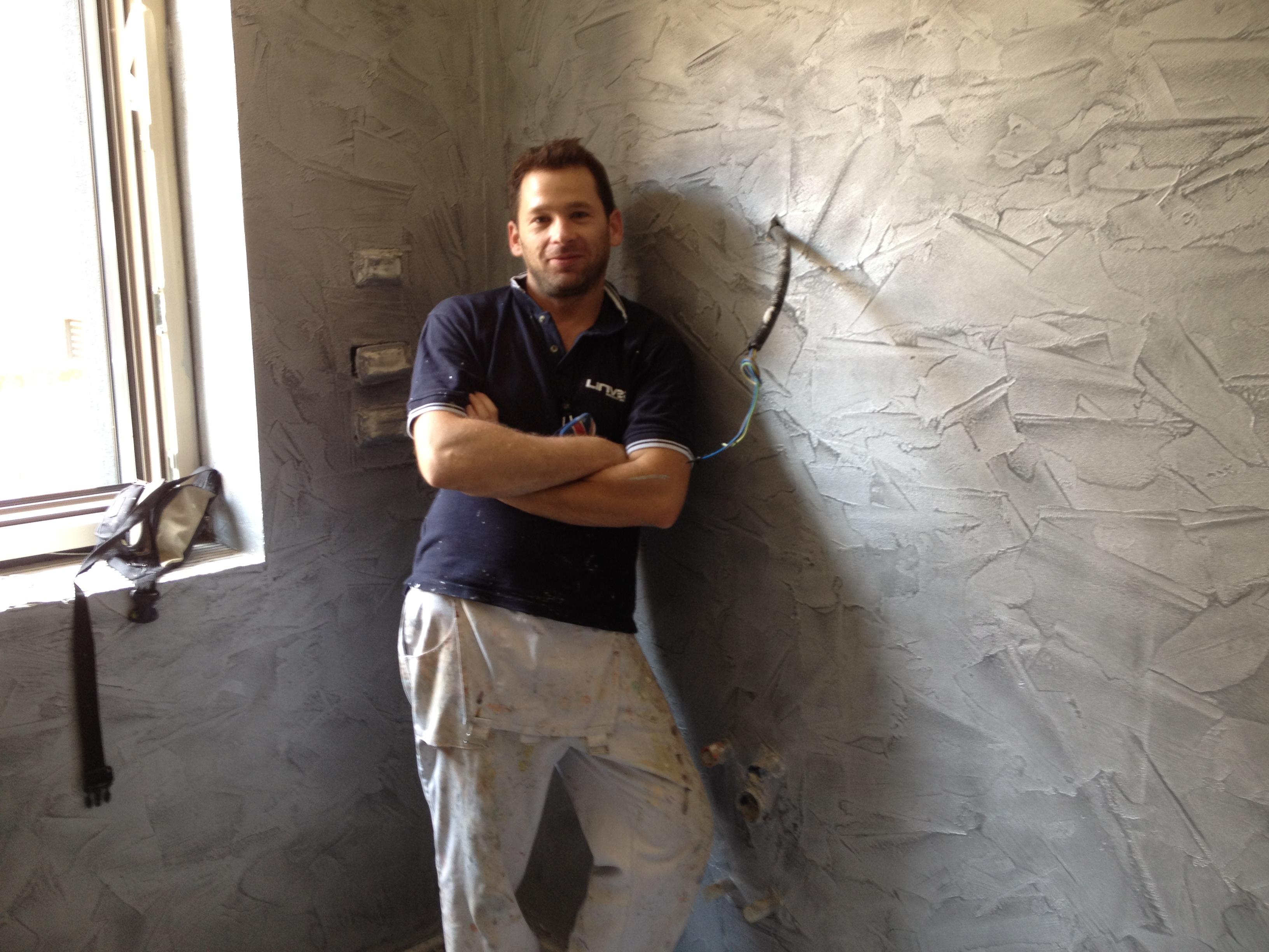 Resina spatolata pareti in resina spatolata prezzi - Costo demolizione casa al mc ...