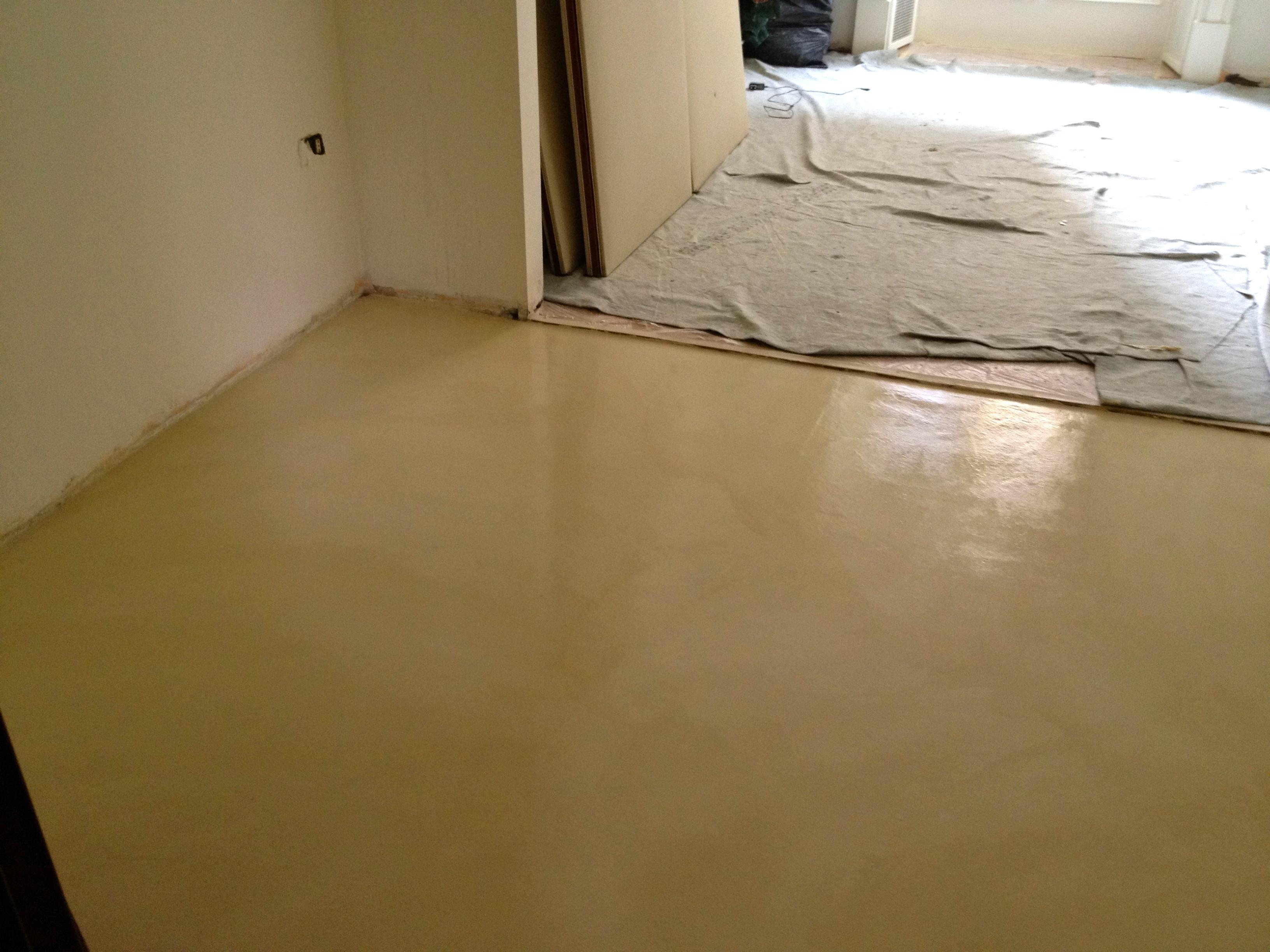 Quanto costa pavimento in resina spatolata a milano e provincia - Imbianchino, stucco veneziano ...