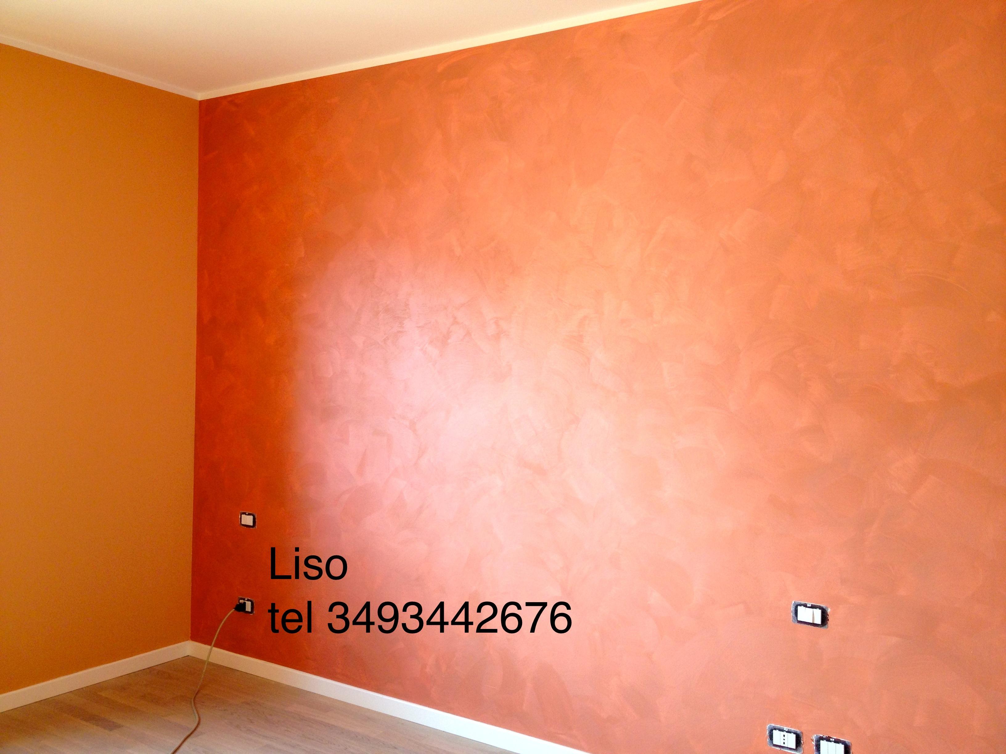 Imbiancature spugnate a prezzi onesti - Colori per tinteggiare le pareti di casa ...