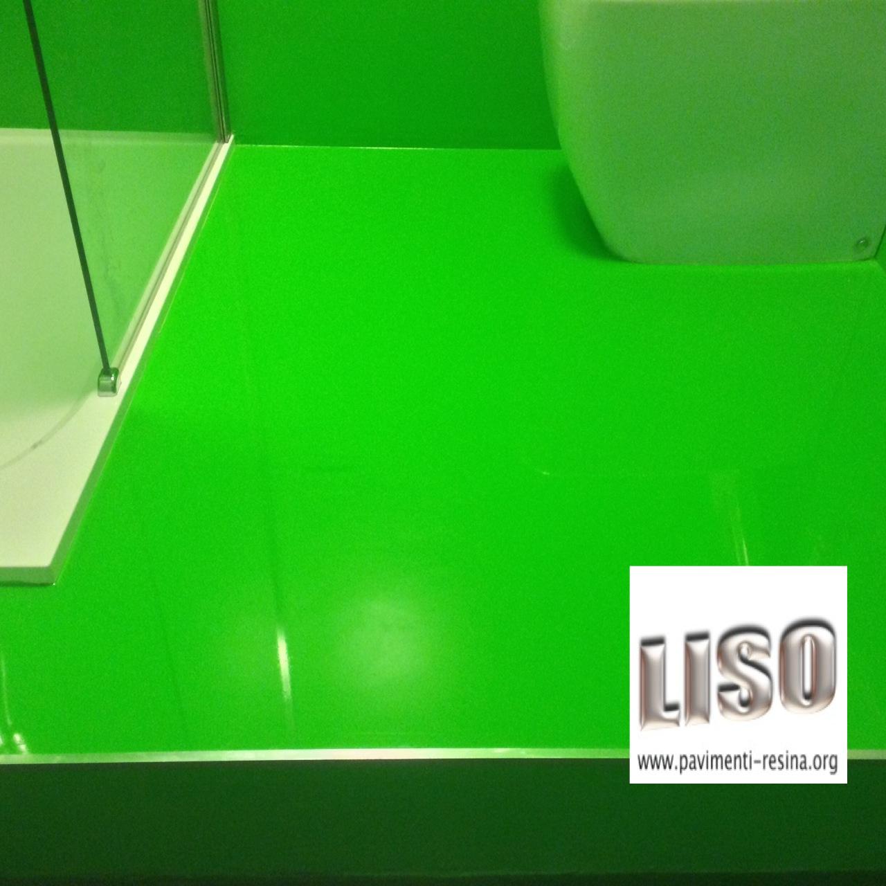 Botte in vetrocemento valore - Resina su piastrelle bagno ...