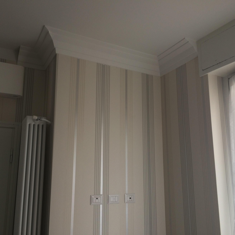 Imbiancatura milano contattaci per un preventivo - Stucchi decorativi per pareti ...
