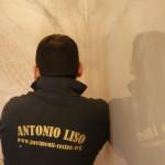 Decoratore d'interni, stucco veneziano pavia