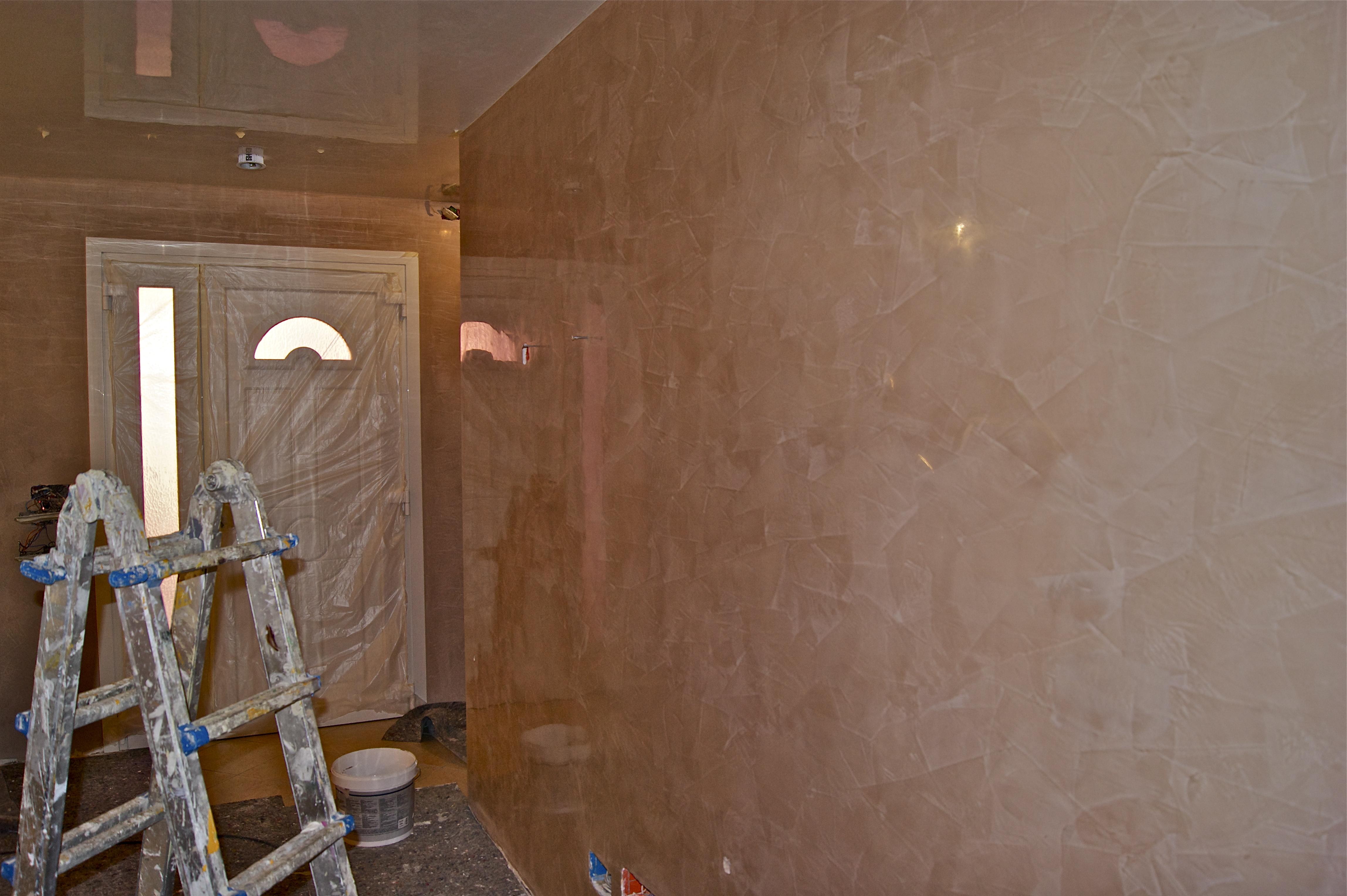 Imbianchino gallarate imbiancatura gallarate - Stucco veneziano in bagno ...