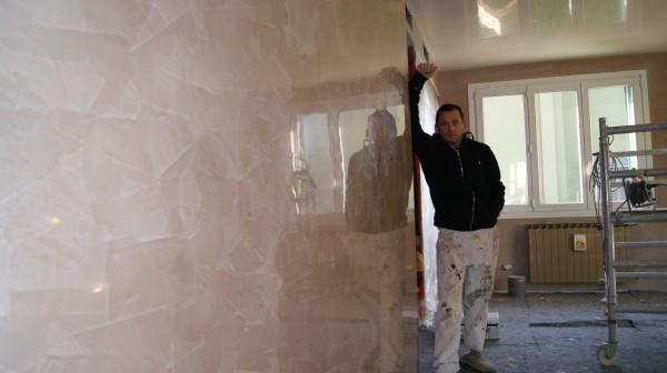 Imbiancatura appartamento prezzo antonio liso - Stucco veneziano in bagno ...