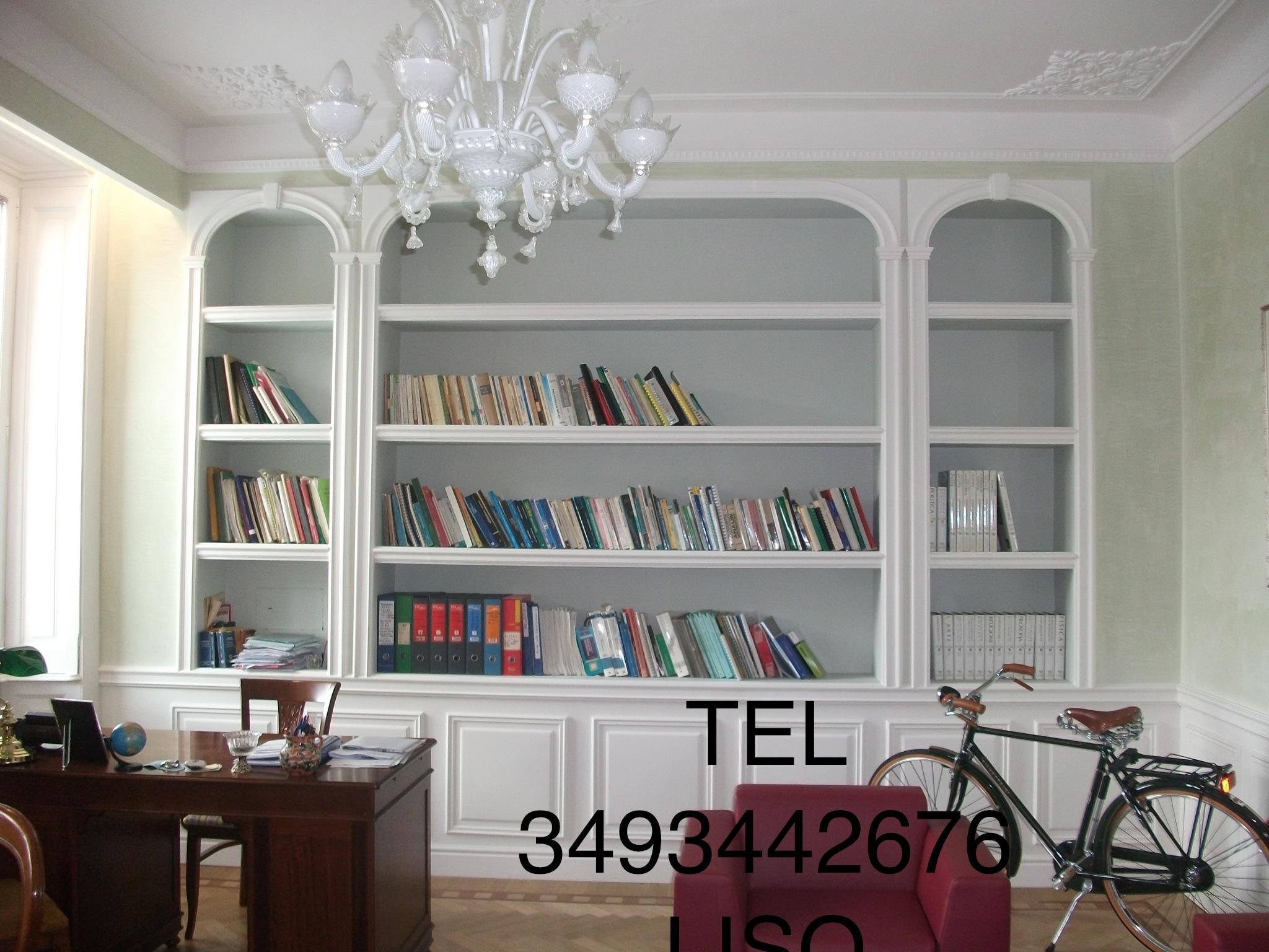 Cartongesso milano cartongesso pareti divisorie milano - Stucchi decorativi per pareti ...