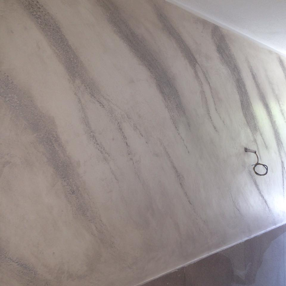 Pietre Bianca Per Interni pietra spaccata bianca - imbianchino, stucco veneziano